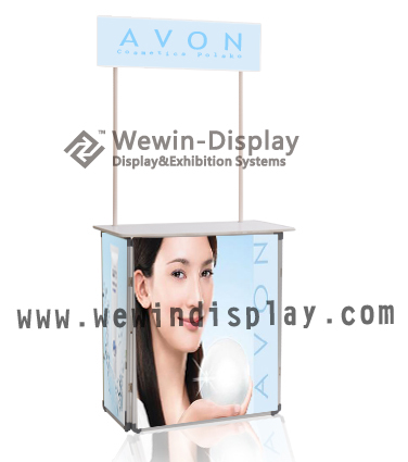 Sell Advertising Plastic Promotion Table
