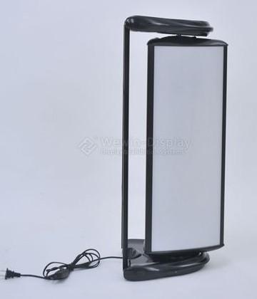 Sell Aluminum Windspout Lightbox Decoration Generous Picture