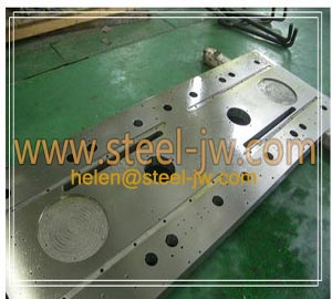 Sell Asme Sa517 High Tensile Alloy Steel Plates
