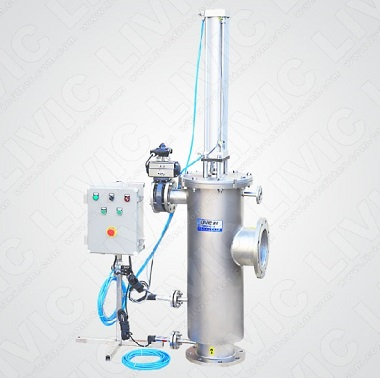 Sell Automatic Bernoulli Self Cleaning Filter
