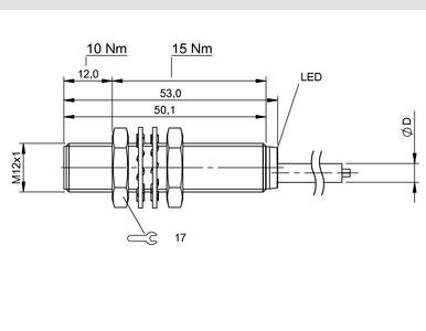 Sell Balluff Inductive Sensor Bes M12mi Psc40b Bv03 Bes0001