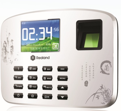 Sell Biometric Fingerprint Time Attendance Terminal