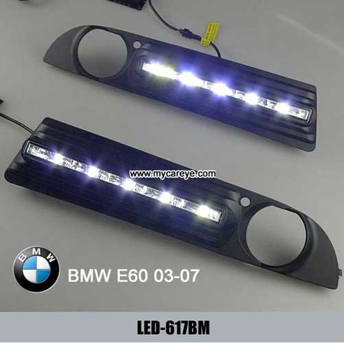 Sell Bmw E60 03 07 Special Drl Led Daytime Running Light Aftermarket