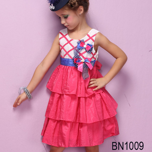 Sell Bonny Billy Beautiful Girl S Dress Wholesale At Fillfashion