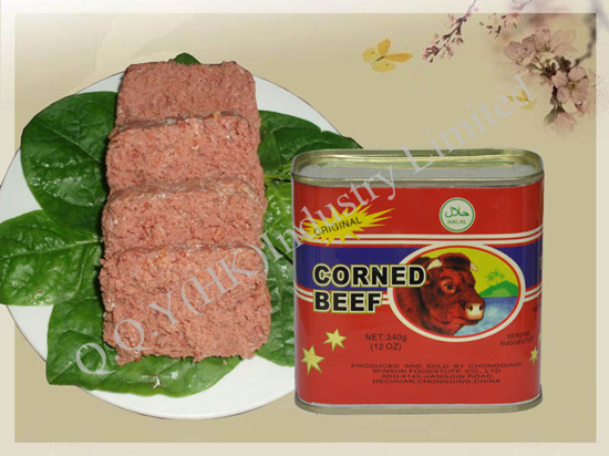Sell Canned Corned Beef