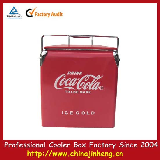 Sell Cooler Box Rretro Wine