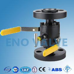 Sell Double Block And Bleed Valve