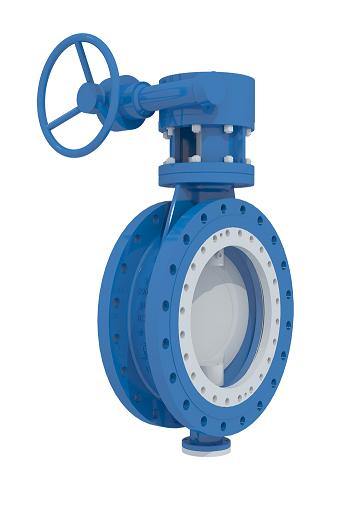 Sell Double Directional Sealing Butterfly Valve