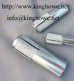 Sell Drop In Anchors Mm Ww Type With Knurl 1 4 8mm X 25mm 5 16 10mm 30mm 3 8 12mm 40mm 2 16mm