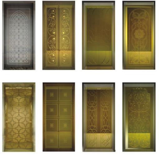Sell Elevator Door Plate