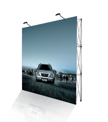 Sell Exhibition Fabric Pop Up Display Stand