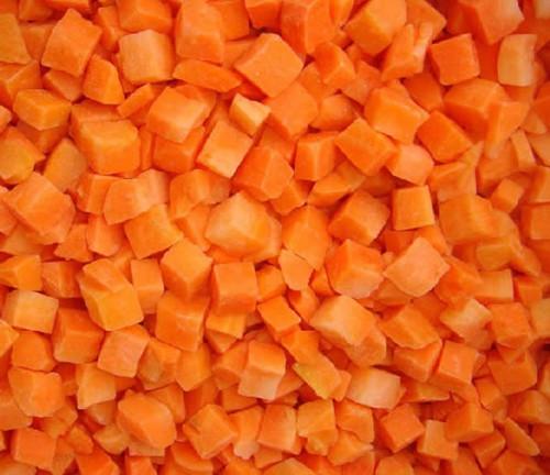 Sell Frozen Carrot Diced
