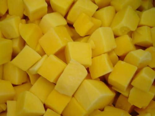 Sell Frozen Mango Diced