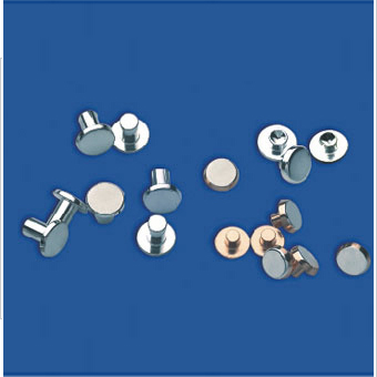 Sell Good Quality And Low Price Silver Contact Point Electrical Rivet Plate