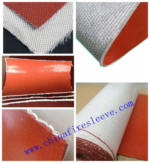 Sell Heat Protect Silicone Fiberglass Blanket