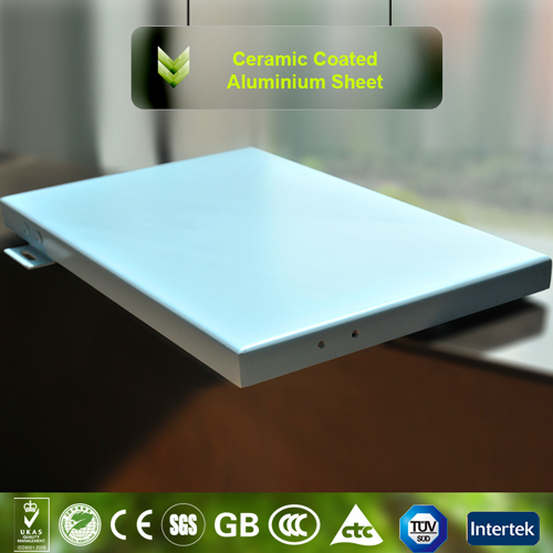Sell High Quality Anti Scratch Ceramic Aluminium Solid Panel