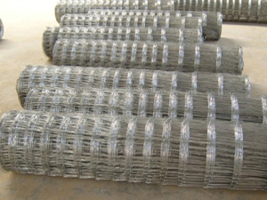 Sell Hinged Joint Fence Wire Mesh Exporter From China Canada