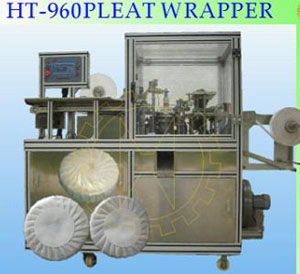 Sell Ht960 Pleat Soap Packing Machinery