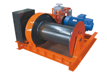 Sell Hydraulic Mooring Winch
