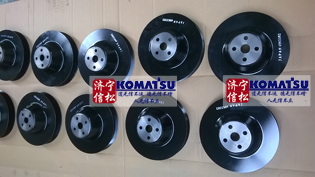 Sell Komatsu Pc300 7 Puller 6742 01 5289