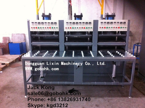 Sell Kpu Molding Machine For Sports Shoes