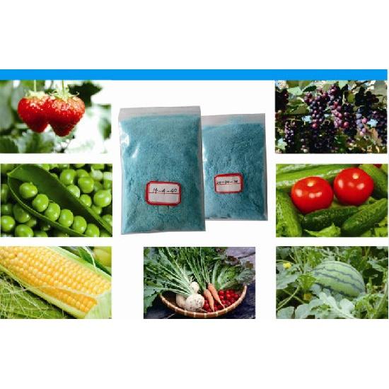 Sell Organic Fertilizer Orgainc Compound Soil Supplement Improvement N P K