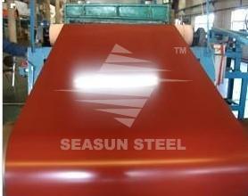Sell Ppgi Prepainted Galvanized Steel Sheet In Coils