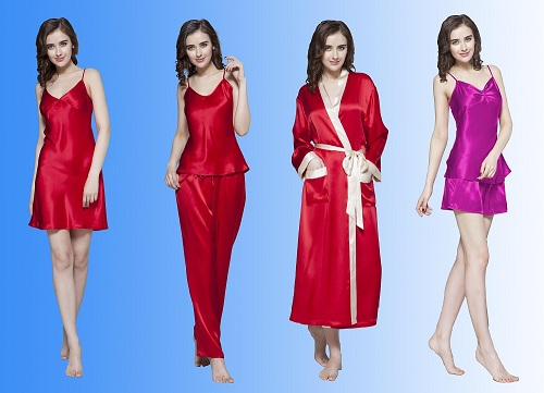 Sell Pure Silk Nightwear From Hangzhou Silkworkshop