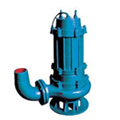 Sell Qw Non Clogging Submersible Sewage Pump