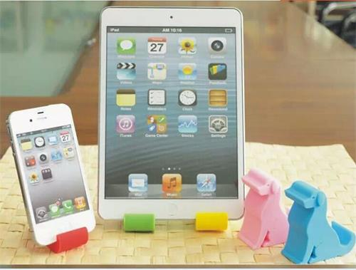 Sell Rubber And Silicone Mobile Ipad Holders