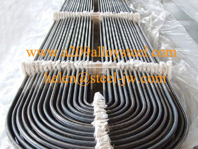 Sell S32205 U Shaped Duplex Stainless Alloy Steel Pipe