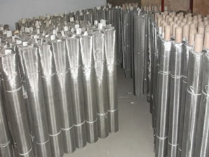 Sell Stainless Steel Wire Mesh Window Galvanized Iron Food Acid 304l