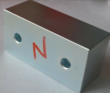 Sell Strong Ndfeb Magnet With Two Holes