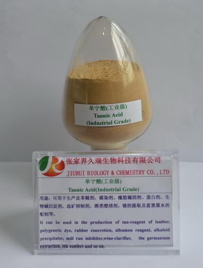 Sell Tannic Acid Industrial Grade