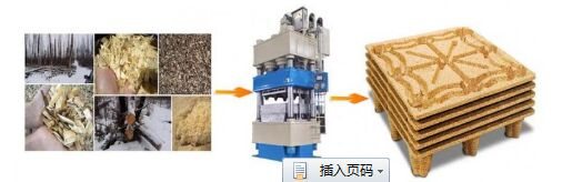 Sell The Whole Wood Pallet Production Line