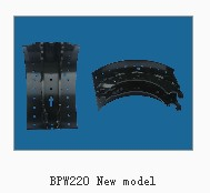 Sell Truck Steel Brake Shoes Bpw New