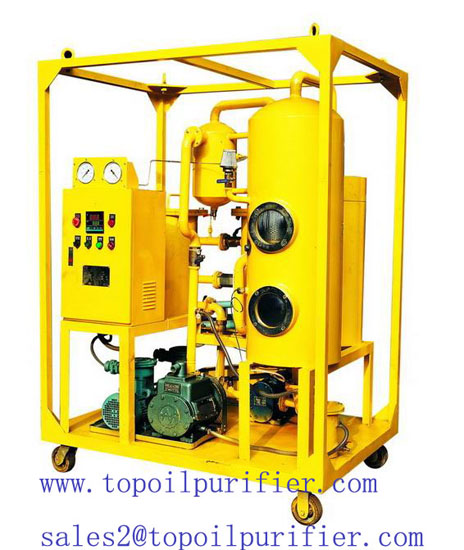 Sell Tyd Series Highly Vacuum Inundation Oil Purifier