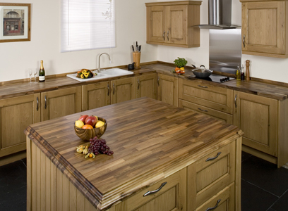 Sell Wenge Kitchen Worktops
