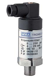 Sell Wika Pressure Transmitters