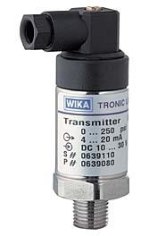 Sell Wika Pressure Transmitters