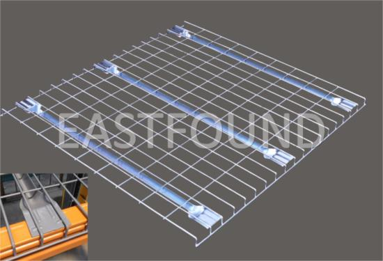 Sell Wire Mesh Decking For Pallet Racking In Th Warehouse And Storage Industry