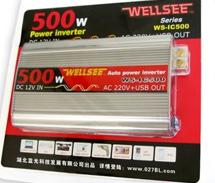 Sell Ws Ic500w Wellsee Automotive Inverter