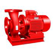 Sell Xbd Horizontal Single Stage Fire Water Pump