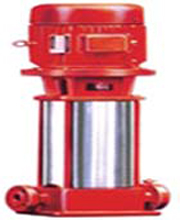 Sell Xbd Vertical Multi Stage Fire Water Pump