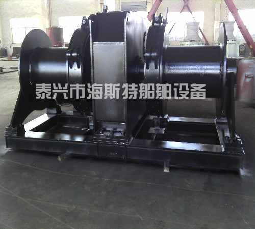 Sell270kn Electric Explosion Proof Mooring Winch And Other Models