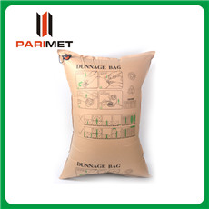 Selling 1200 2200mm Kraft Paper Dunnage Bag
