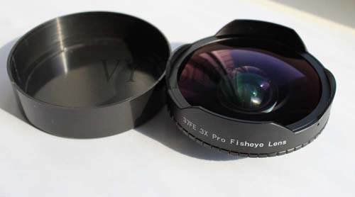Selling Optical Fisheye Lens With Low Price