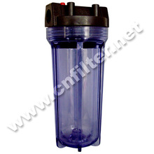 Selling Plastic Water Filter Housing Clear