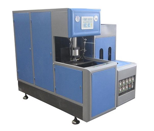 Semi Automatic Pet Bottle Machine 5l