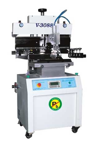 Semi Automatic Solder Paste Printing Machine